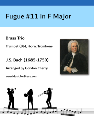 Fugue #11 in F Major