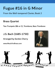 Fugue #16 in G Minor
