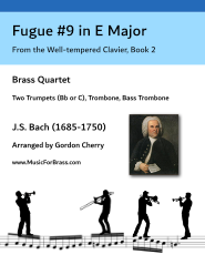 Fugue #9 in E Major