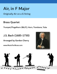Air, in F Major