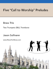 Five Call to Worship Preludes