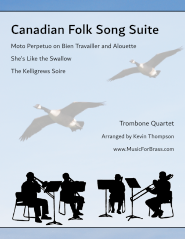 Canadian Folk Song Suite