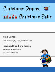 Christmas Drums, Christmas Bells