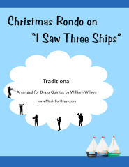 "Christmas Rondo on ""I Saw Three Ships"""