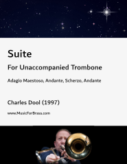 Suite for Unaccompanied Trombone