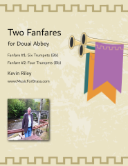 Two Fanfares for Douai Abbey