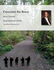 Excursion for Brass