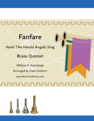 Fanfare – Hark! The Herald Angels Sing