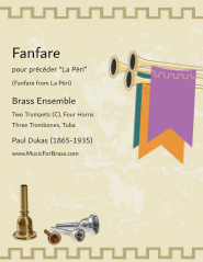 Fanfare from La Péri