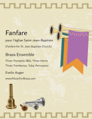 Fanfare for St. Jean Baptiste Church