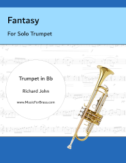 Fantasy for Solo Trumpet