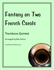 Fantasy on Two French Carols