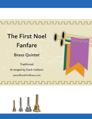 The First Noel Fanfare
