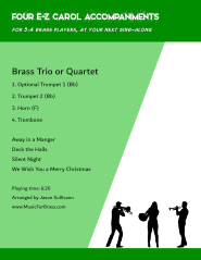 Four EZ Carol Accompaniments