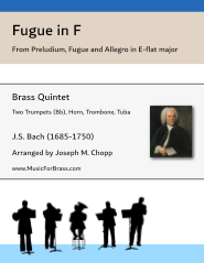 Fugue in F