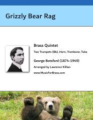 Grizzly Bear Rag