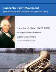 Hadyn Concerto, First Movement
