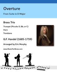 Overture from Suite in D Major