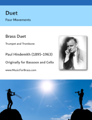 Duet for Trumpet and Trombone