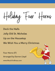 "Holiday ""Four"" Horns"
