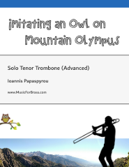 Imitating an Owl on Mountain Olympus
