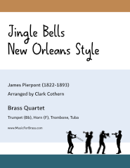 Jingle Bells New Orleans Style