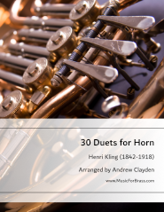 30 Duets for Horn