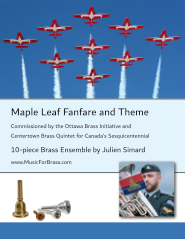 Maple Leaf Fanfare and Theme