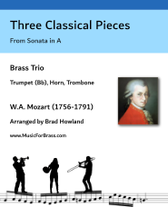 Three Classical Pieces