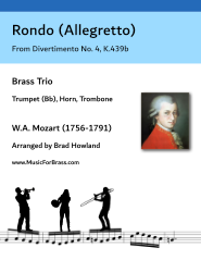 Rondo (Allegretto)