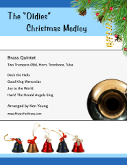 The Oldies Christmas Medley