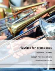 Playtime for Trombones