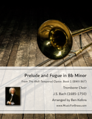 Prelude and Fugue in Bb Minor
