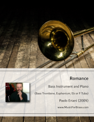 Romance for Bass Instrument and Piano
