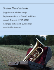 Shaker Tune Variants