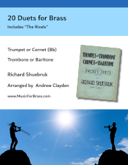 20 Duets for Brass