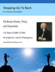 Stepping Up To Bach