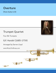 Overture from Suite in D