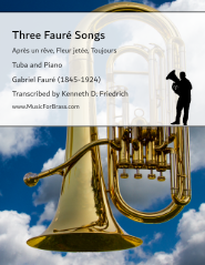 Three Fauré Songs