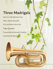 Three Madrigals