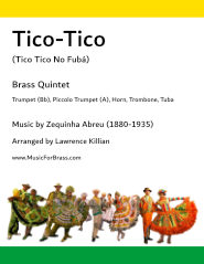 Brass Quintet Music from A to M - Music for Brass com