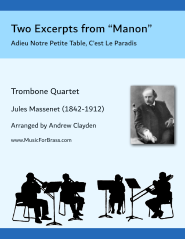 Two Excerpts from Manon