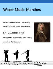 Water Music Marches